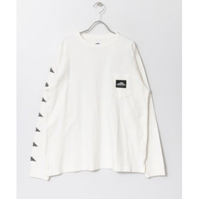 【WEB/一部店舗限定】MOUNTAINSMITH ポケTシャツ