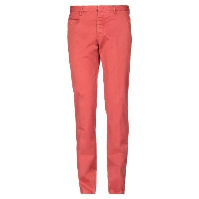 インコテックス INCOTEX パンツ 赤茶色 31 コットン 100% パンツ