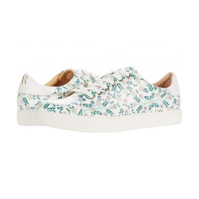 Jack Rogers ジャックロジャース レディース 女性用 シューズ 靴 スニーカー 運動靴 Rory Daisy Print Sneaker - White Daisy/White