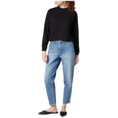 ジャグジーンズ レディース デニムパンツ ボトムス Luna Mom Jeans