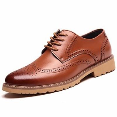 メンズ ビジネスシューズ 通気性 ビジネスシューズ ウォーキング 幅広 紳士靴 防水 リーガル滑り止めビジネスシューズ