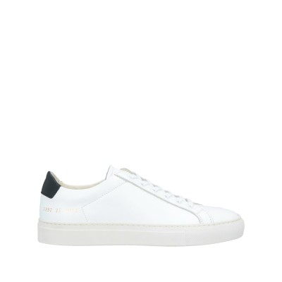 WOMAN by COMMON PROJECTS スニーカー&テニスシューズ(ローカット) ホワイト 35 革 スニーカー&テニスシューズ(ローカッ