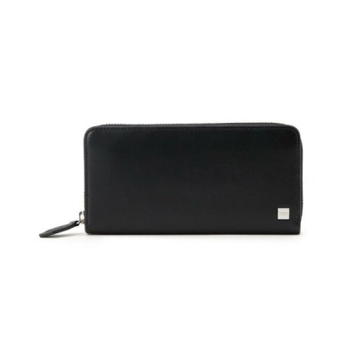 TAKEO KIKUCHI/タケオキクチ 抗菌レザー 3方ラウンドファスナー財布 ブラック(019) 00