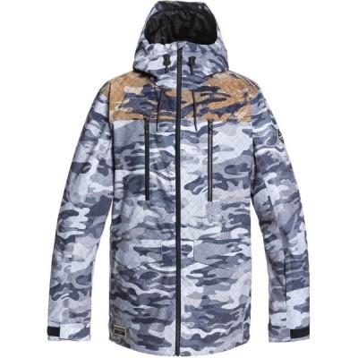 クイックシルバー Quiksilver メンズ スキー・スノーボード ジャケット アウター Fairbanks Snowboard Jacket True Black Gps Point