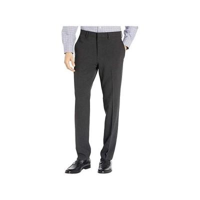 ケネスコール Stretch Flannel Slim Fit Flat Front Dress Pants メンズ パンツ ズボン Charcoal Heather