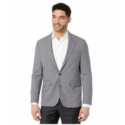 コールハーン コート アウター メンズ Slim Fit Suit Separate Coat Light Grey