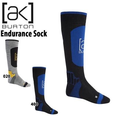 ソックス バートン BURTON ak Endurance Sock メンズ ハイソックス 靴下 ソックス スノーボード スキー 131991 2020-2021冬新作