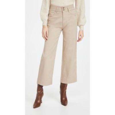ディーエル1961 DL1961 レディース ボトムス・パンツ ワイドパンツ Hepburn Wide Leg Pants Sandbank