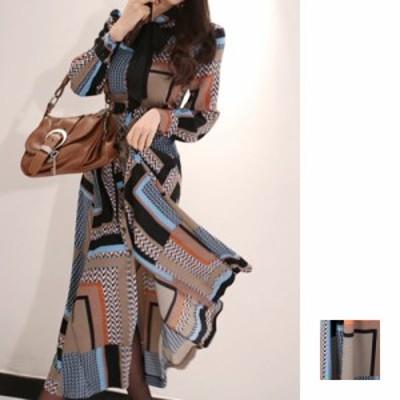 韓国 ファッション レディース ワンピース パーティードレス ロング マキシ 春 秋 冬 新作 パーティー ブライダル naloE132 結婚式 お呼