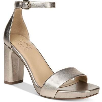 ナチュラライザー Naturalizer レディース サンダル・ミュール アンクルストラップ シューズ・靴 Joy Dress Ankle Strap Sandals Light Bronze