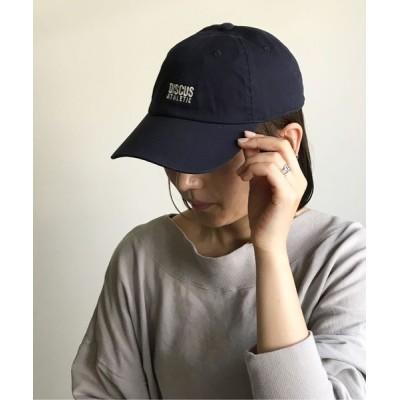 COMMON WARE / ST:DISCUS 6PANEL CAP ディスカス 6パネル キャップ WOMEN 帽子 > キャップ