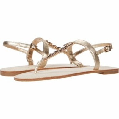 リリーピュリッツァー Lilly Pulitzer レディース サンダル・ミュール シューズ・靴 Largo Sandal Gold Metallic