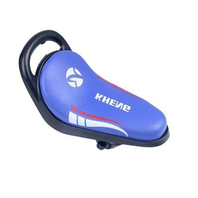 送料無料 ソフト PU レザーバイクシートサドルカバー子供自転車クッション座席サイクリングアクセサリー Bicicleta