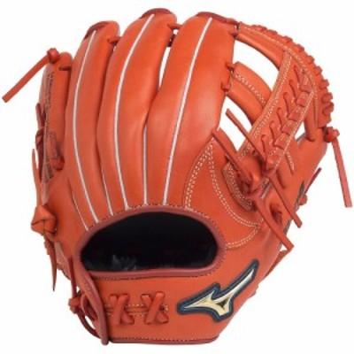 【セール】 【送料無料】 ミズノ 野球 少年軟式グローブ ショウネンNB セレクト9AXI 1AJGY18710 52 メンズ スプレンディッドオレンジ