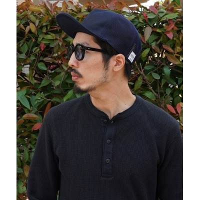 MIG&DEXI / 【Mighty Shine】別注FLIP CAP MESH / フリップキャップメッシュ MEN 帽子 > キャップ