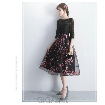 結婚式 ワンピース パーティードレス フォーマルドレス お呼ばれ ドレス フォーマル 20代30代40代 大きいサイズ 服 服装 ミセス 他と被らない 大人 上品