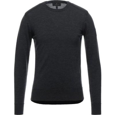 ベルスタッフ BELSTAFF メンズ ニット・セーター トップス Sweater Steel grey