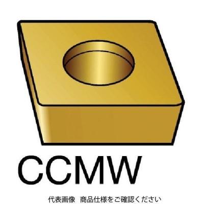サンドビックサンドビック コロターン107 旋削用ダイヤモンドポジ・チップ CCMW 09 T3 04FP CD10 609-5496(直送品)
