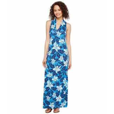 Tommy Bahama トミーバハマ ドレス 一般 Olympias Blooms Sleeveless Maxi