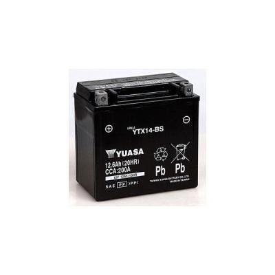 台湾ユアサ 台湾YUASA  密閉型メンテナンスフリーバッテリー(MF)   YTX20L-BS  FLT、ゴールドウイング、VTX1800