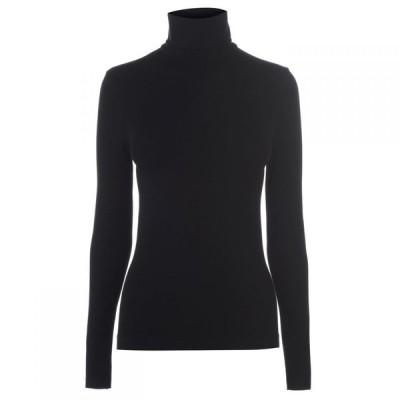 ウォルフォード Wolford レディース トップス Aurora Pullover Bodywear Black