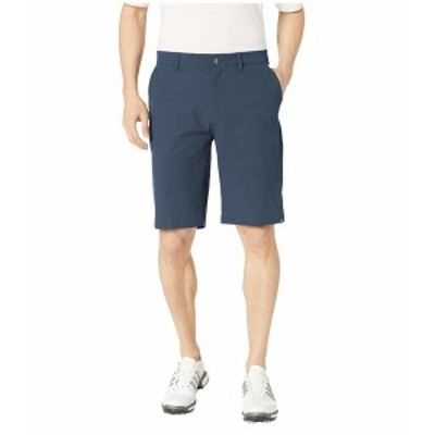 アディダス メンズ ハーフ&ショーツ ボトムス Ultimate365 Modern Herringbone Shorts Collegiate Navy