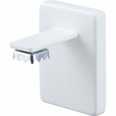 山崎実業(Yamazaki) 吸盤ソープホルダー タワー ホワイト BT-TW AN WH 4871 【お風呂 浴室 洗面台 洗面所 石鹸】