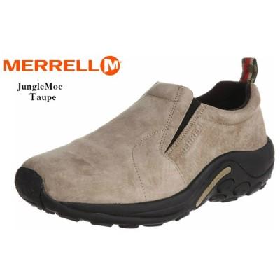 MERRELL(メレル)JUNGLE MOC ジャングルモック スリッポンカジュアルモックシューズ メンズ 60801 60787 60805 60825 スッと履ける