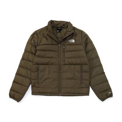 ノースフェイス メンズ ジャケット&ブルゾン アウター Out Aconcagua 2 Insulated Water Resistant Puffer Jacket Taupe