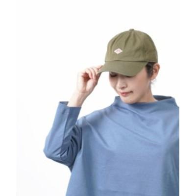 ダントン キャップ 帽子 DANTON JD-7144TKC 国内正規品 2020秋冬新作
