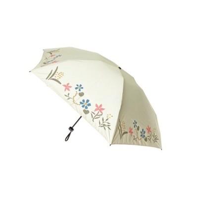 一級遮光 大寸 花プリント 軽量 ミニ傘晴雨兼用傘 新作