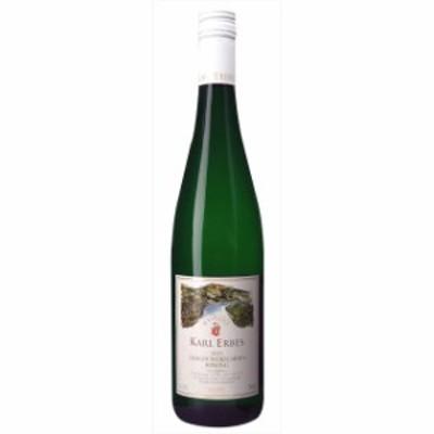 母の日 ギフト 送料無料 白ワイン ユルツィガー・ヴュルツガルテン QbA / カール・エルベス 白 甘口 750ml 12本 ドイツ モーゼル ケース