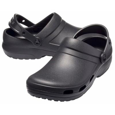 クロックススペシャリスト2.0ベント27.0cm 205619-001(ブラック) 1足 Crocs Inc 24-7037-0106