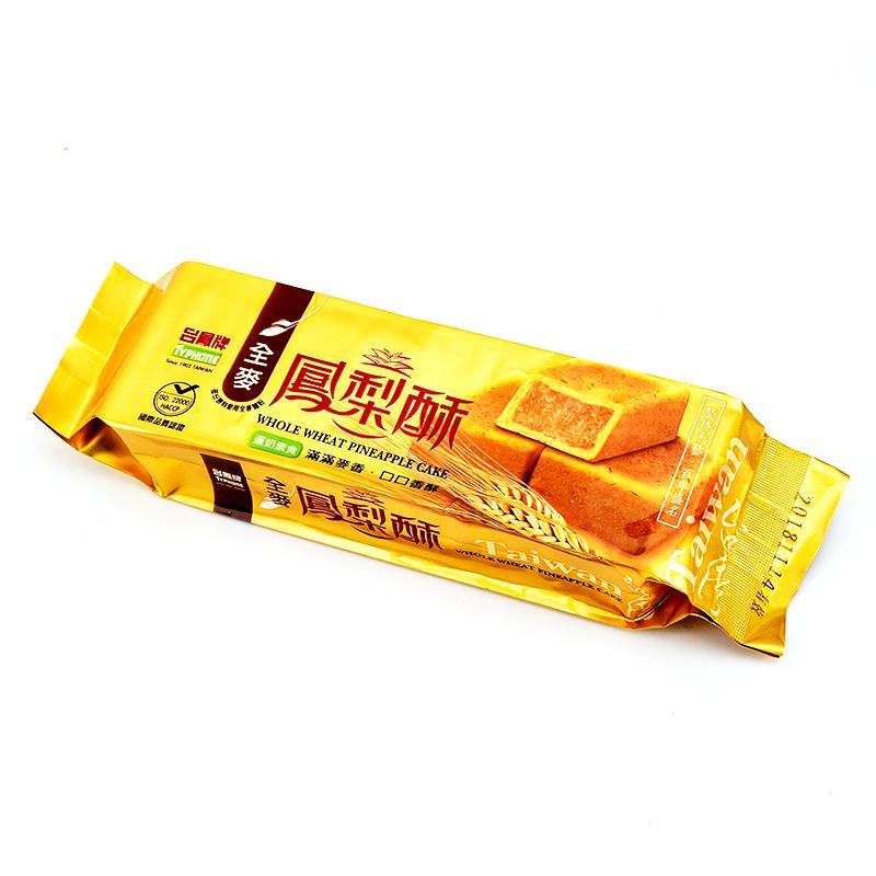 台鳳牌鳳梨酥-全麥(蛋奶素)