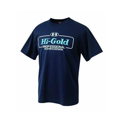 Hi-GOLD(ハイゴールド) オリジナルTシャツ HT-1801 ネイビー 3L