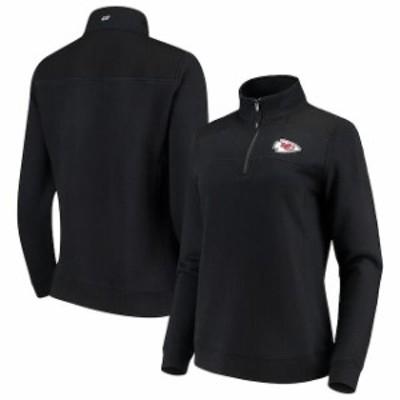 Vineyard Vines ヴィニヤード ヴァインズ スポーツ用品  Vineyard Vines Kansas City Chiefs Womens Black Shep Shirt