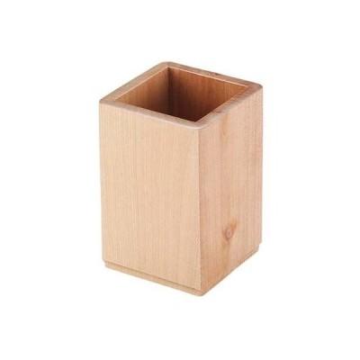 ヤマコー PHS17 木製 角 はし立て 80×H132(15101)