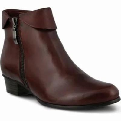 スプリングステップ ブーツ Stockholm Cabernet Leather