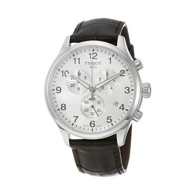 [ティソ] 腕時計 クロノ XL クラシック クォーツ T1166171603700 メンズ 正規輸入品 ブラウン
