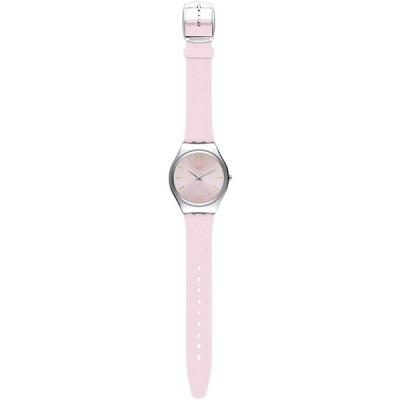 [スウォッチ] 腕時計 SKIN LAVANDA SYXS124 レディース 正規輸入品