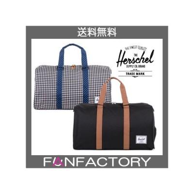 herschel supply ハーシェルサプライ ボストンバッグ Novel Duffle Bag  ダッフルバッグ 39L レディース メンズ