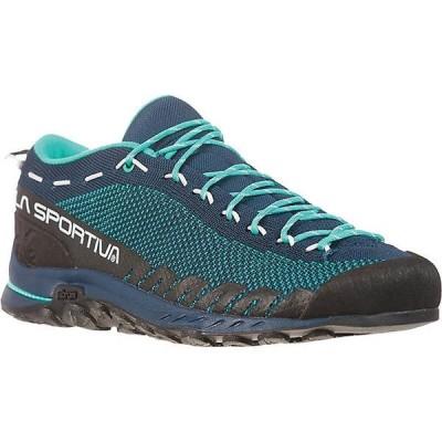 ラスポルティバ シューズ レディース ハイキング La Sportiva Women's TX2 Shoe Opal / Aqua