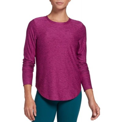 DSG レディース トップス 365 Heather Long Sleeve Shirt Lush Berry