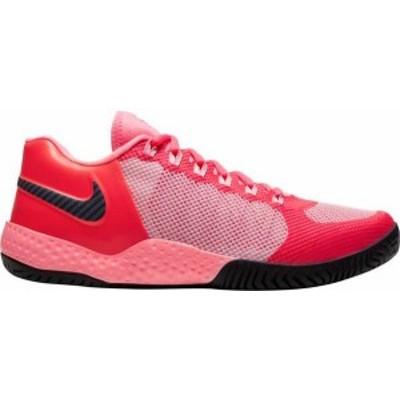 ナイキ レディース スニーカー シューズ Nike Women's NikeCourt Flare 2 QS Tennis Shoes Red/Blue