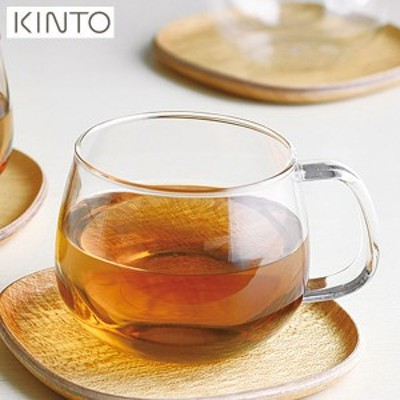 P10倍 KINTO UNITEA カップ S ガラス 350ml 8290 キントー ユニティ