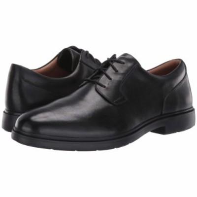 クラークス Clarks メンズ 革靴・ビジネスシューズ シューズ・靴 un tailor tie Black Leather