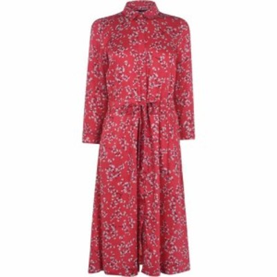 ジュールズ Joules レディース ワンピース ワンピース・ドレス Briony Lsshrt Red Ditsy