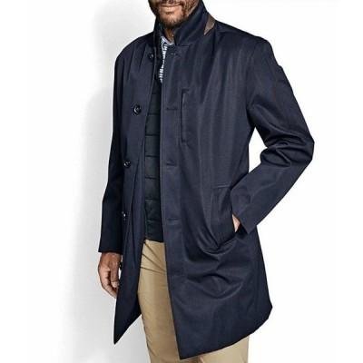 ジョンストンアンドマーフィー メンズ ジャケット・ブルゾン アウター XC4 Water-Resistant Bib-Front Jacket