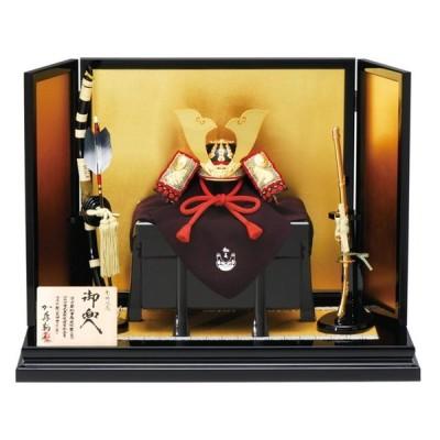 五月人形 真多呂 南部政長 兜平飾り 兜飾り 加藤鞆美作 三分の一 兜飾りセット h035-mtk-3209-022