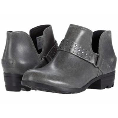 SOREL ソレル レディース 女性用 シューズ 靴 ブーツ アンクル ショートブーツ Lolla(TM) II Strap Stud Quarry【送料無料】